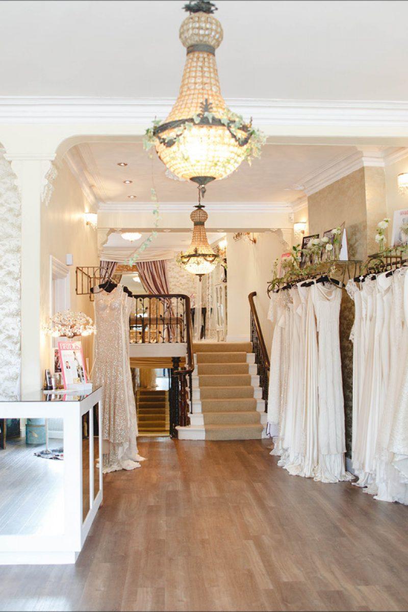 Wedding dress Blackburn Bridal Couture