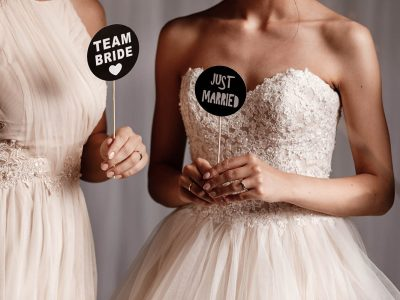 Rules for dressing your bridesmaids