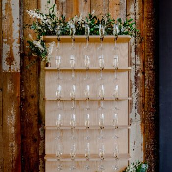 Kalm Kitchen Prosecco Wall