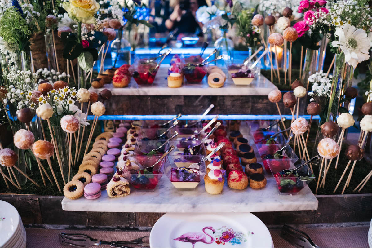 Food trends for 2020 Rocket Food patisserie table