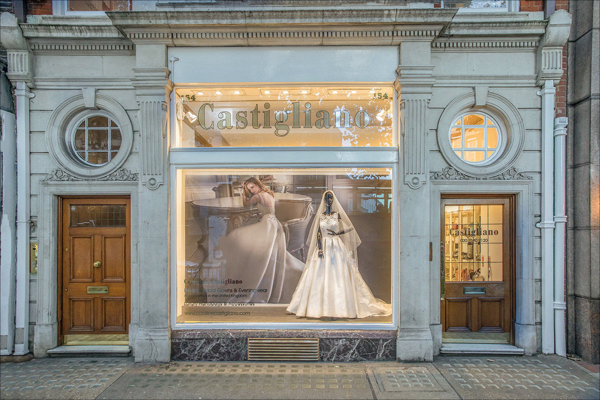 Castigliano boutique exterior