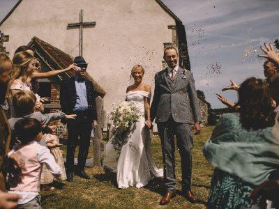 Real wedding Freya Rose Hampshire wedding