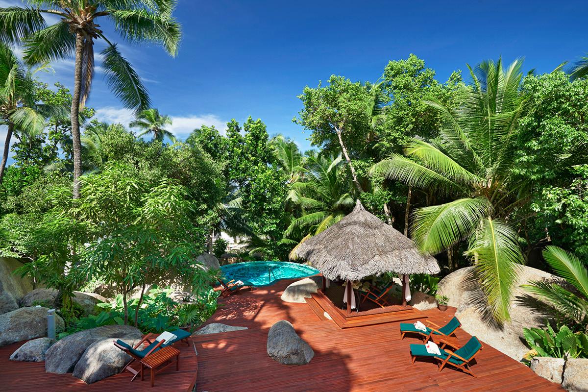 Hilton Seychelles Labriz Degree Spa