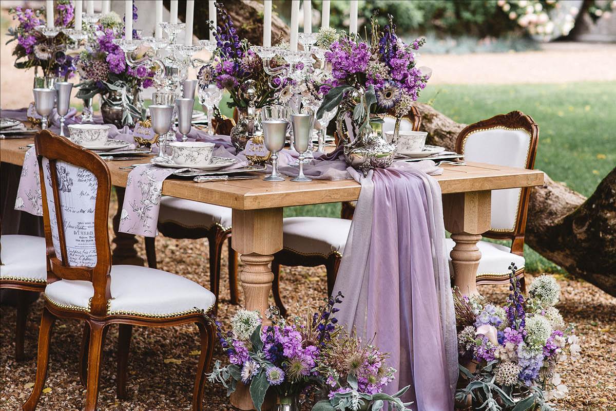 Wedding Stylist La Fete