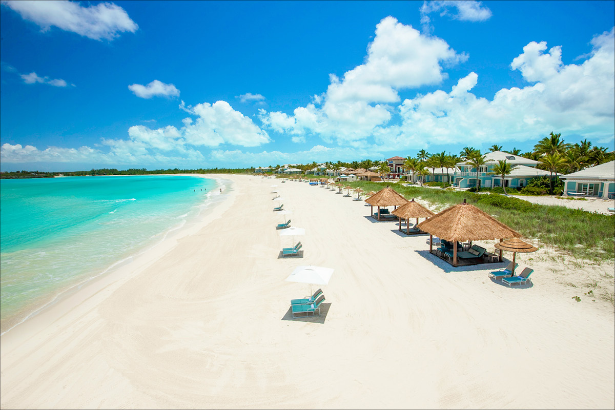 Sandals Emerald Bay Bahamas beach