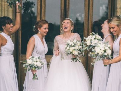 Cowdray House Sophie and bridesmaids