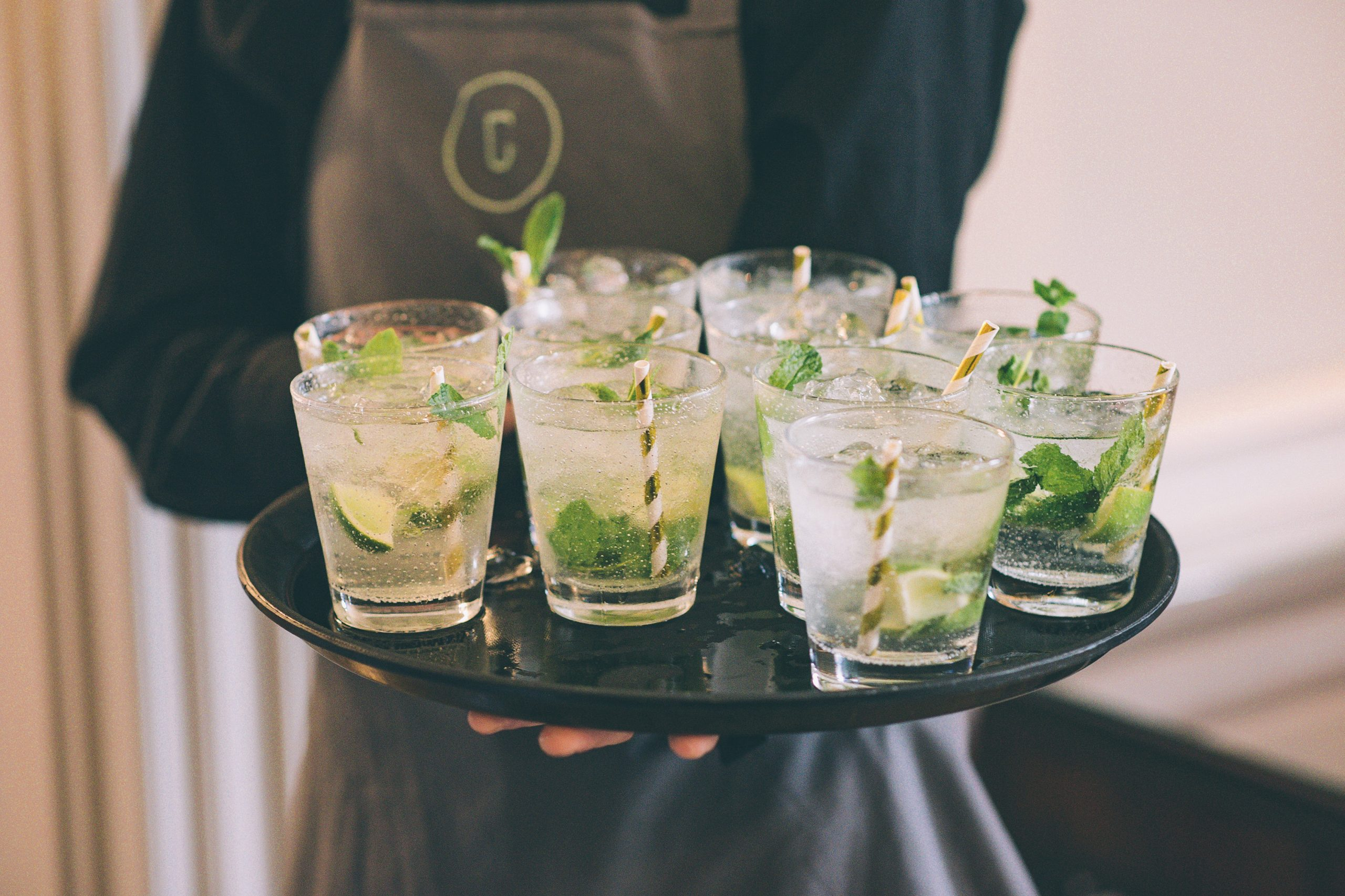 Cowdray House mojitos
