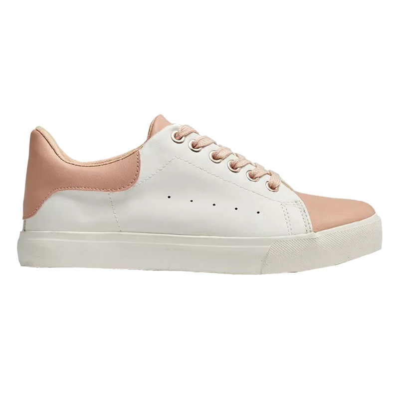 capsule wardrobe Dorothy Perkins blush trainers
