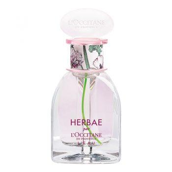 Bridal scent: L'Occitane Herbae