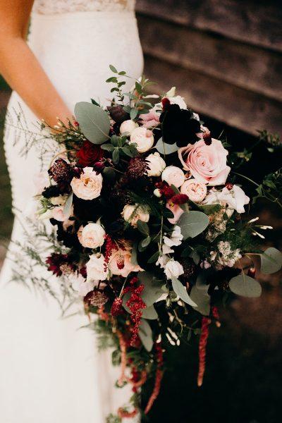 Lula and luke wedding bouquet