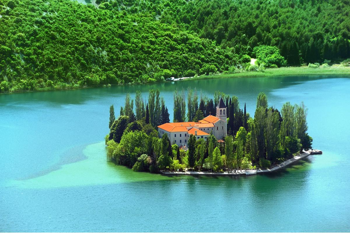 Obonjan Private Island Croatia