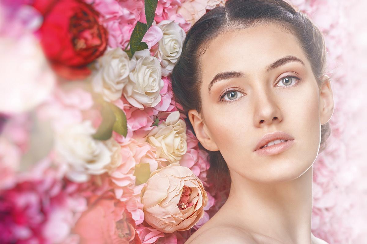 Pick the perfect bridal scent