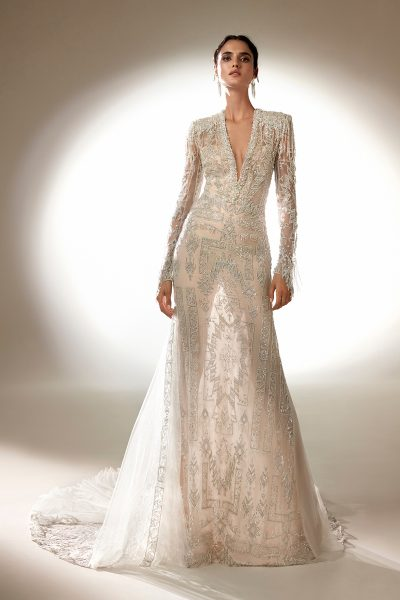 Atelier Pronovias Cruise Collection 2021_Coppola