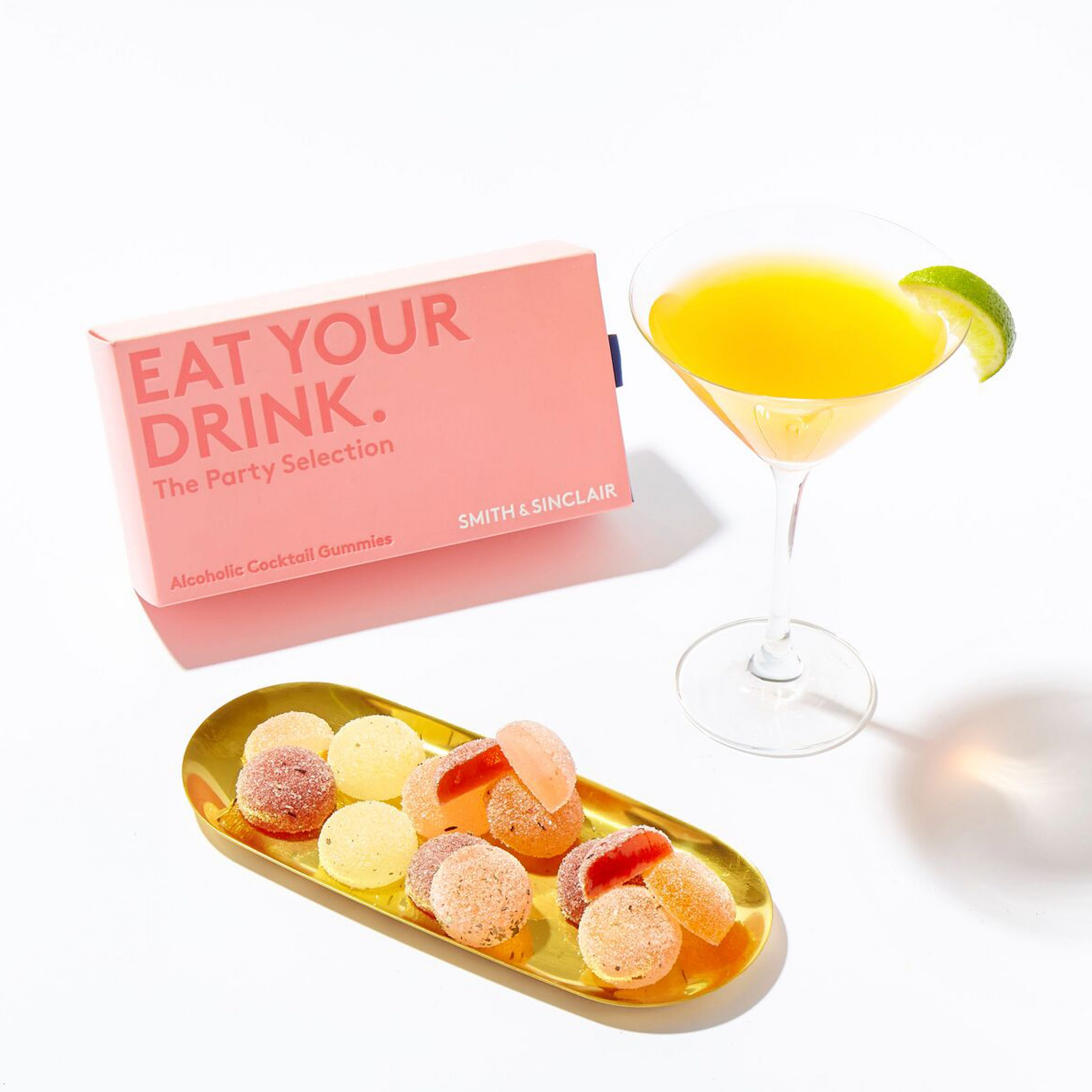 Smith & Sinclair The-Party-Selection-Alcoholic-Cocktail-Gummies