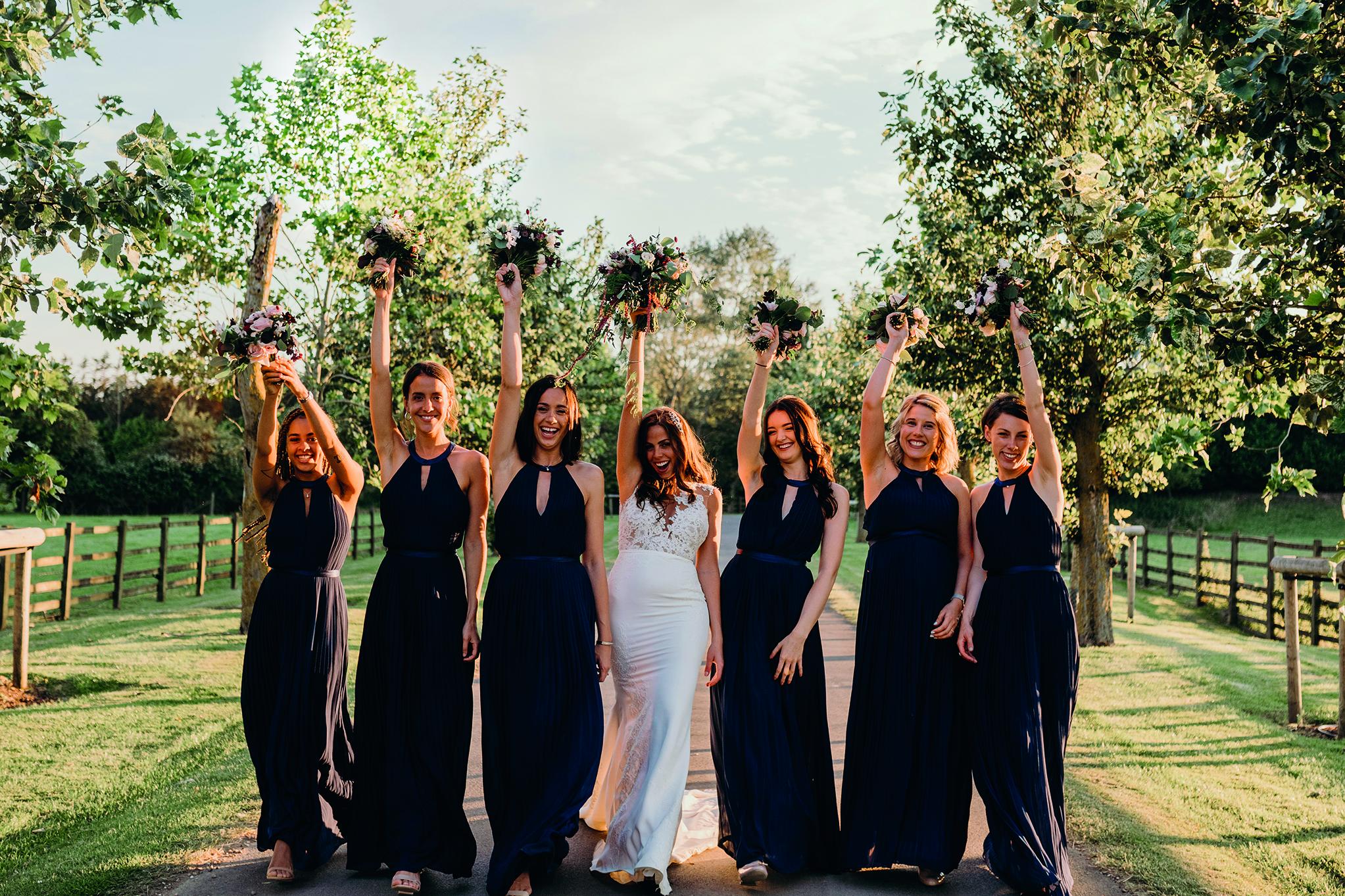 Tythe Barn wedding by Dominika Miechowska