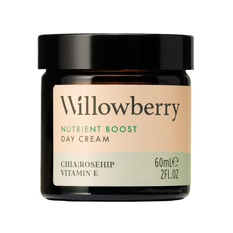 Willowberry nutrient boost day cream