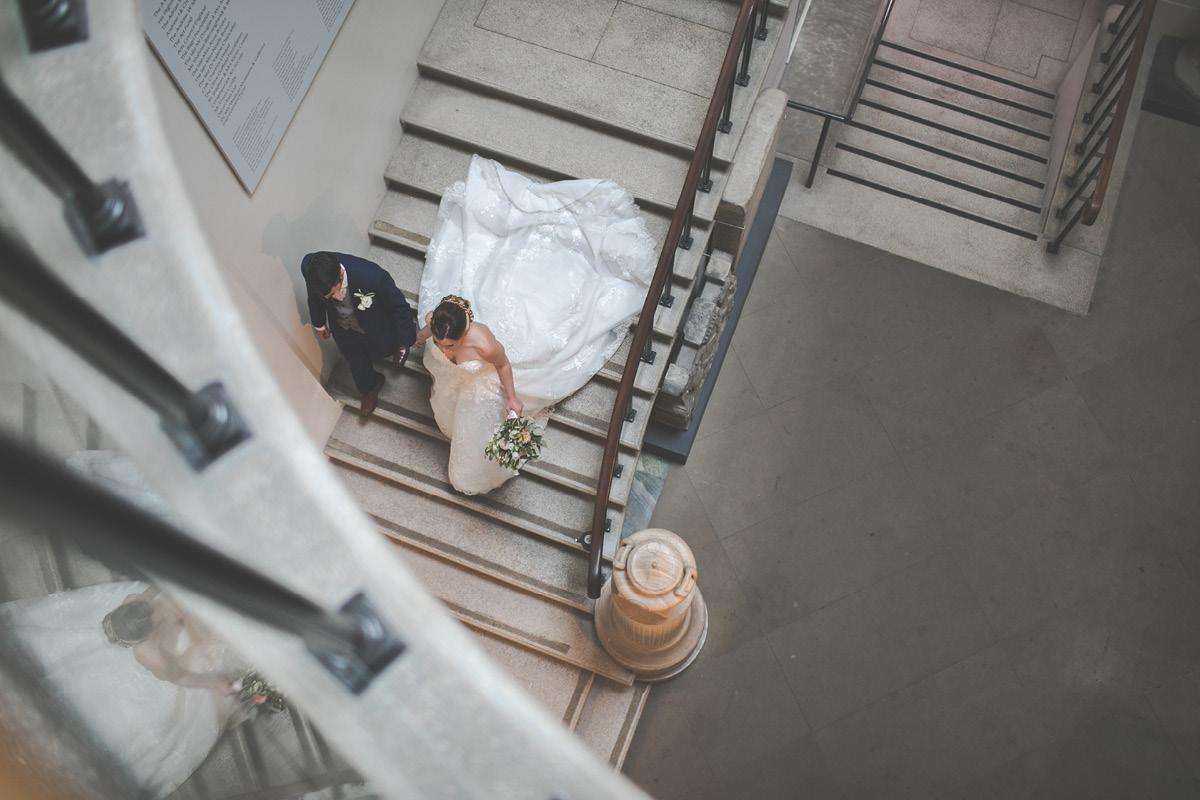 Ashmolean Museum Grand Staircase