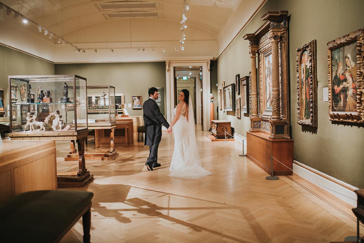 Ashmolean Museum Italian Renaissance wedding