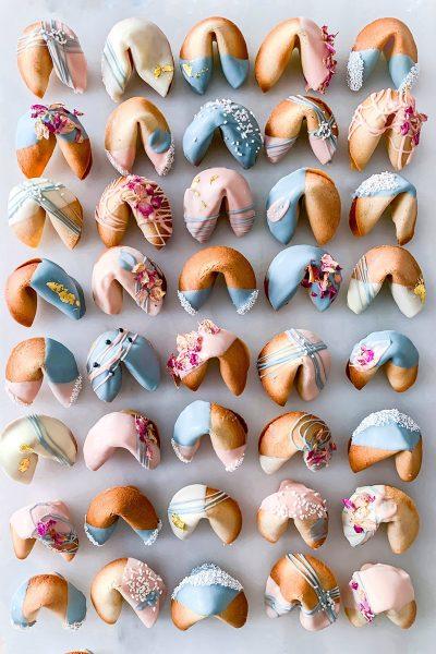 Raymond Tan Fortune cookies