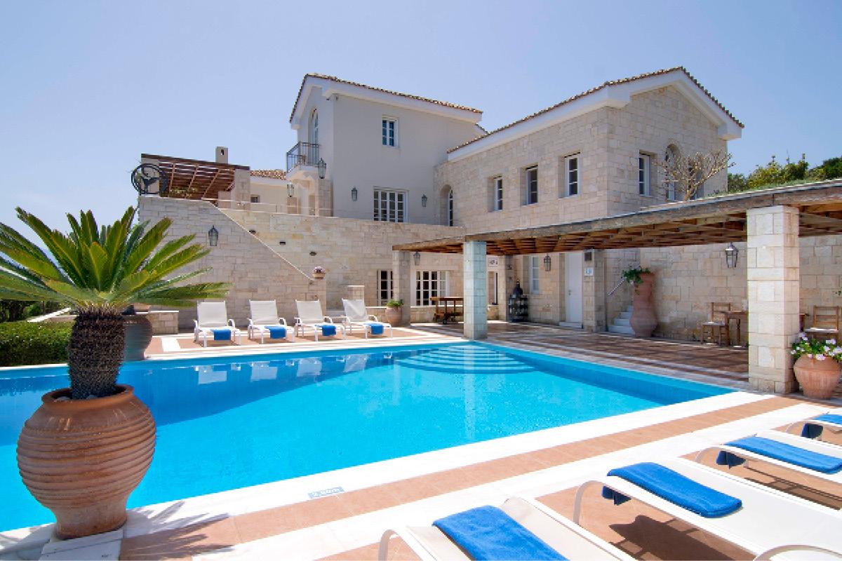 Bright Blue Villas Crete