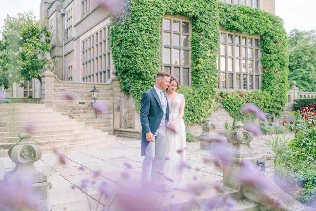 Fanhams Hall lavender