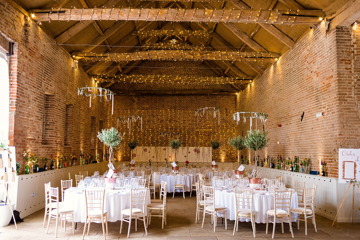 Manor Mews rustic barn wedding venues