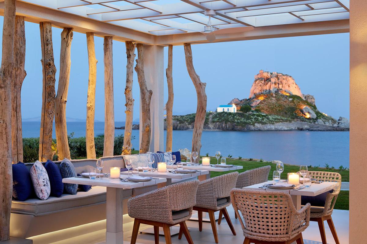 Ikos Aria Greece