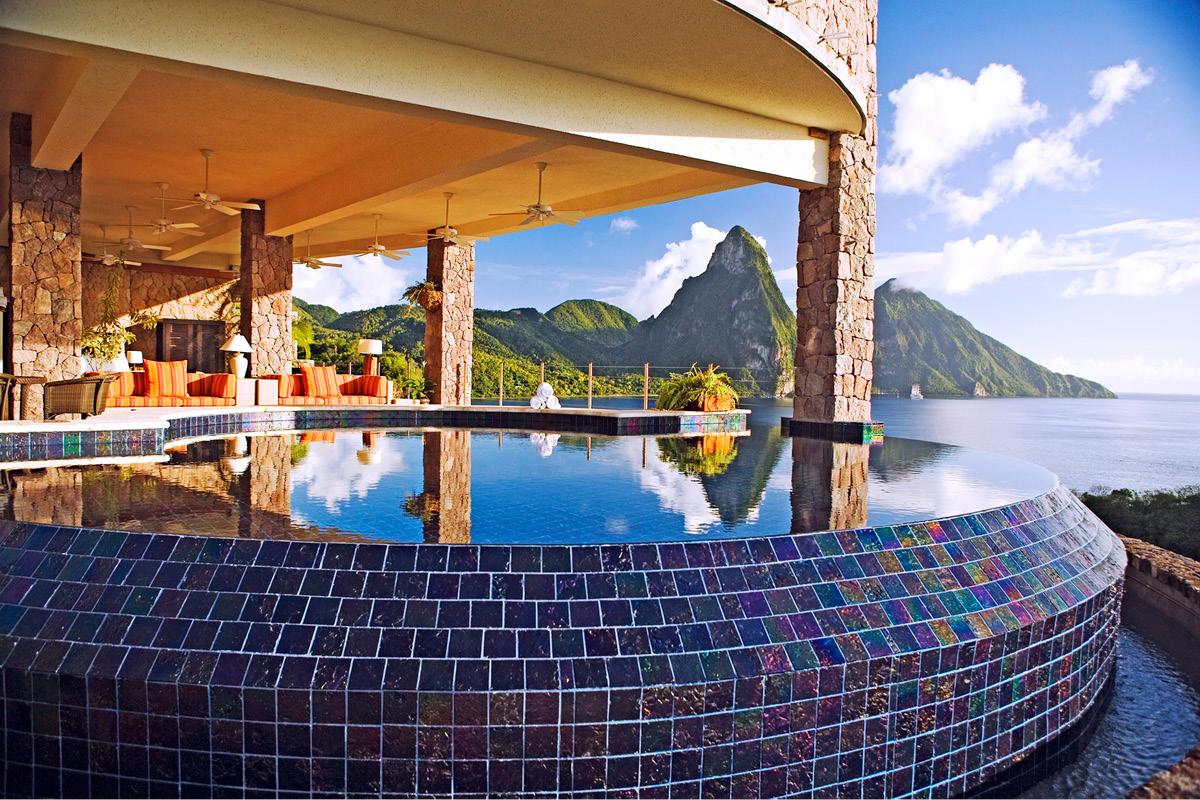 Jade Mountain St Lucia