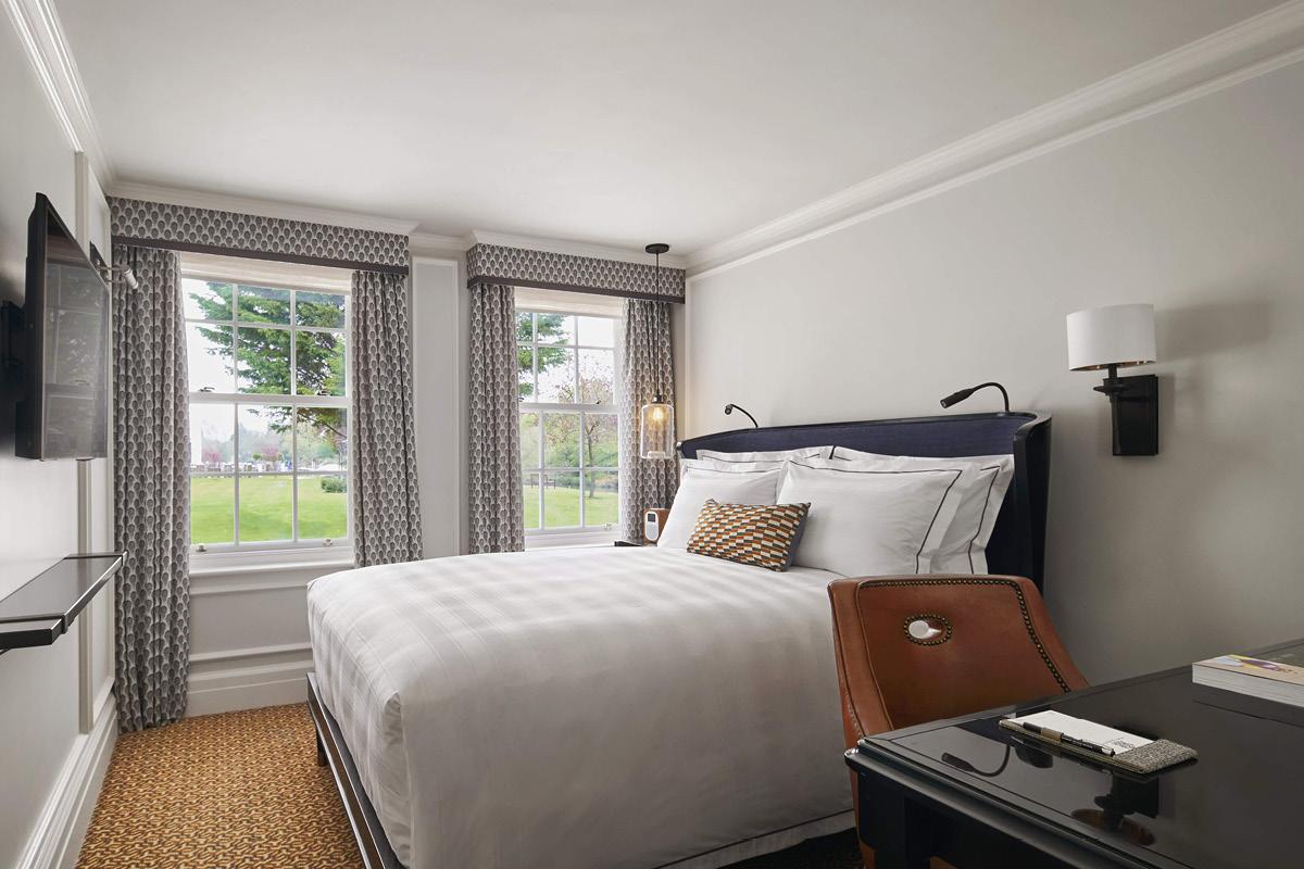 Monkey Island Estate bedroom
