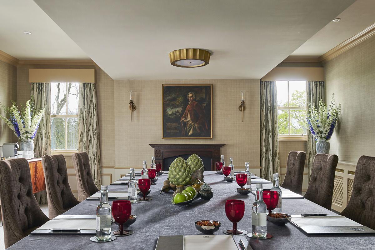 Monkey Island Estate private dining