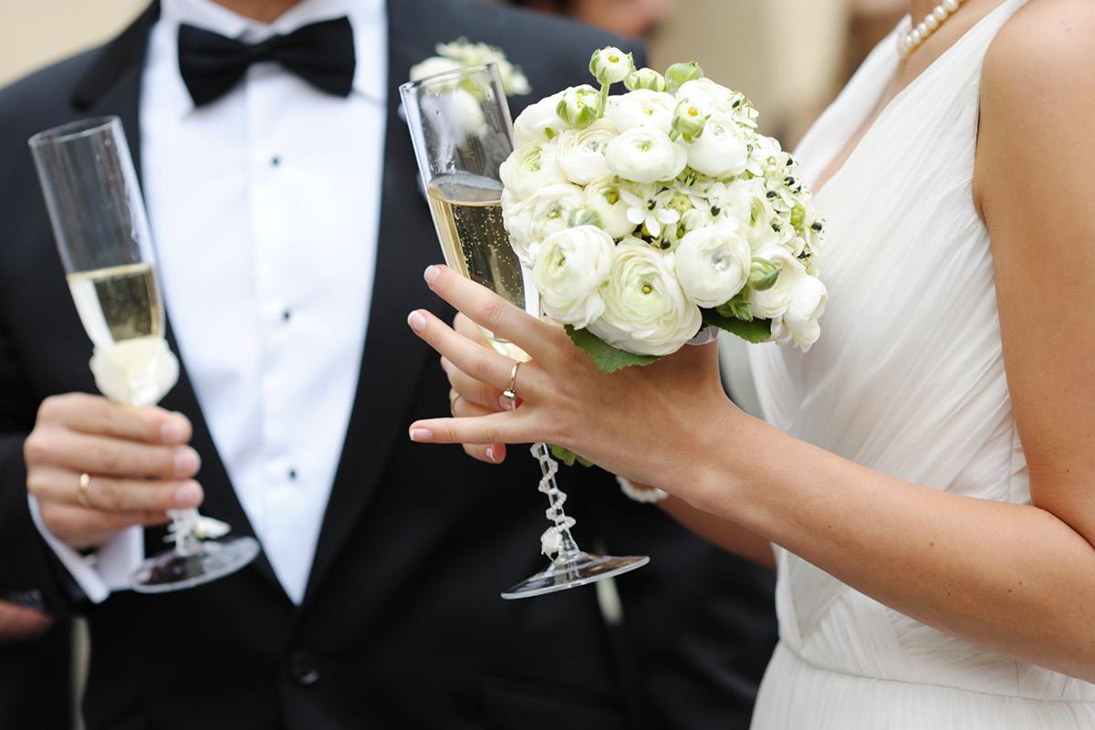 Wedding speech nerves