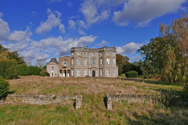 Bourton Hall Warwickshire