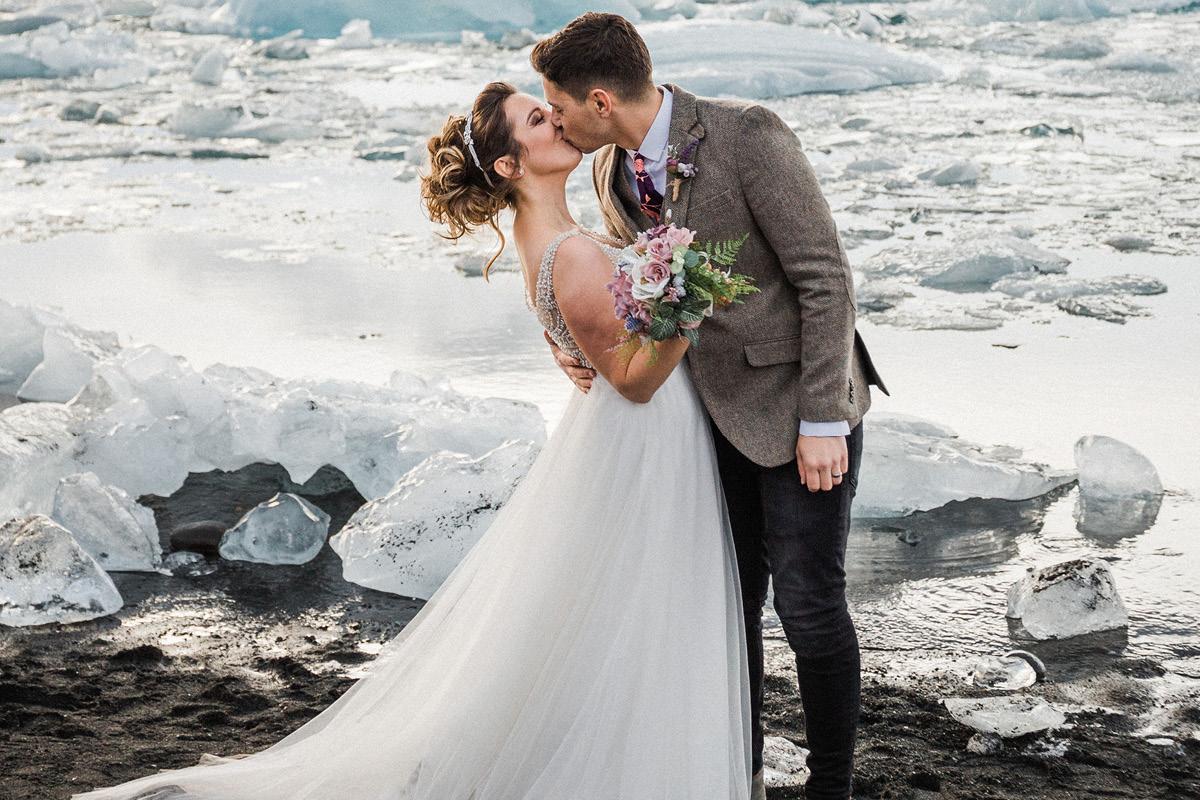 Far flung vows Iceland