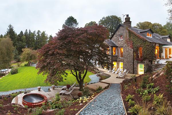 Gilpin Lake House Lake District