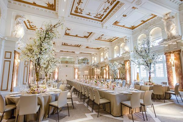 beautiful wedding venues Kimpton Fitzroy London Kimpton Fitzroy London