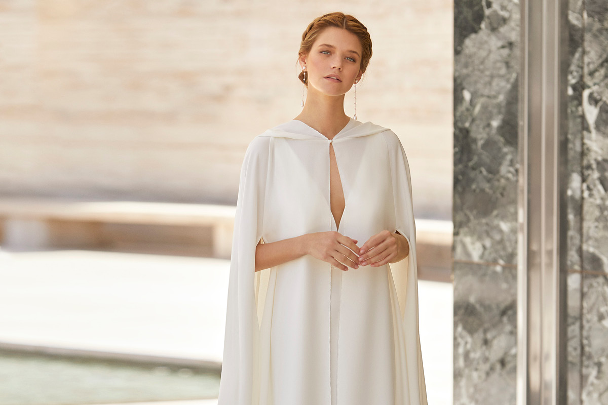 bridal skincare 9 beautiful bridal cover-ups from Rosa Clará