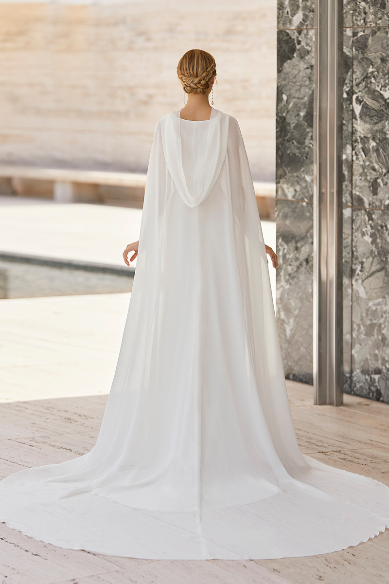 Rosa Clara bridal coats and capes