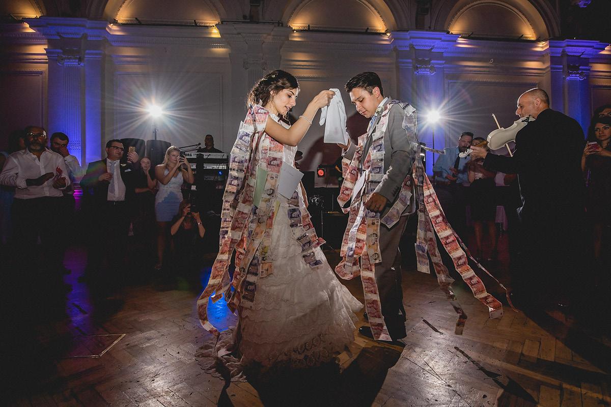 Royal Horticultural Halls wedding