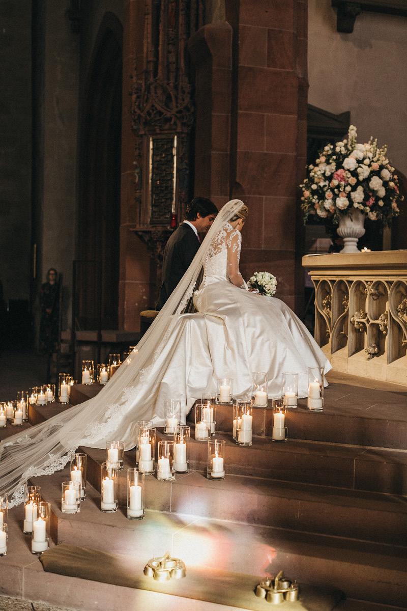 Sabrina & Edouard ceremony