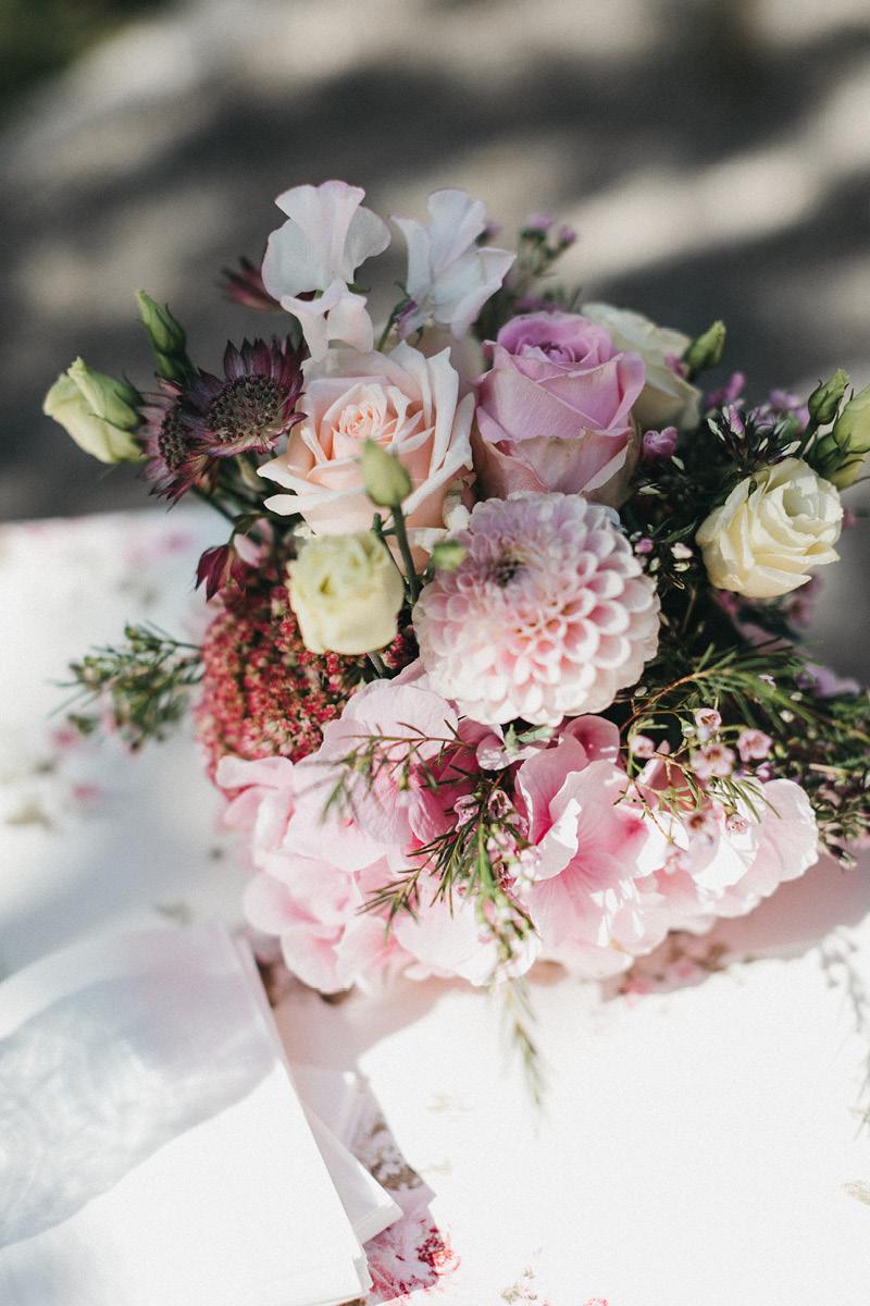 Sabrina & Edouard flowers