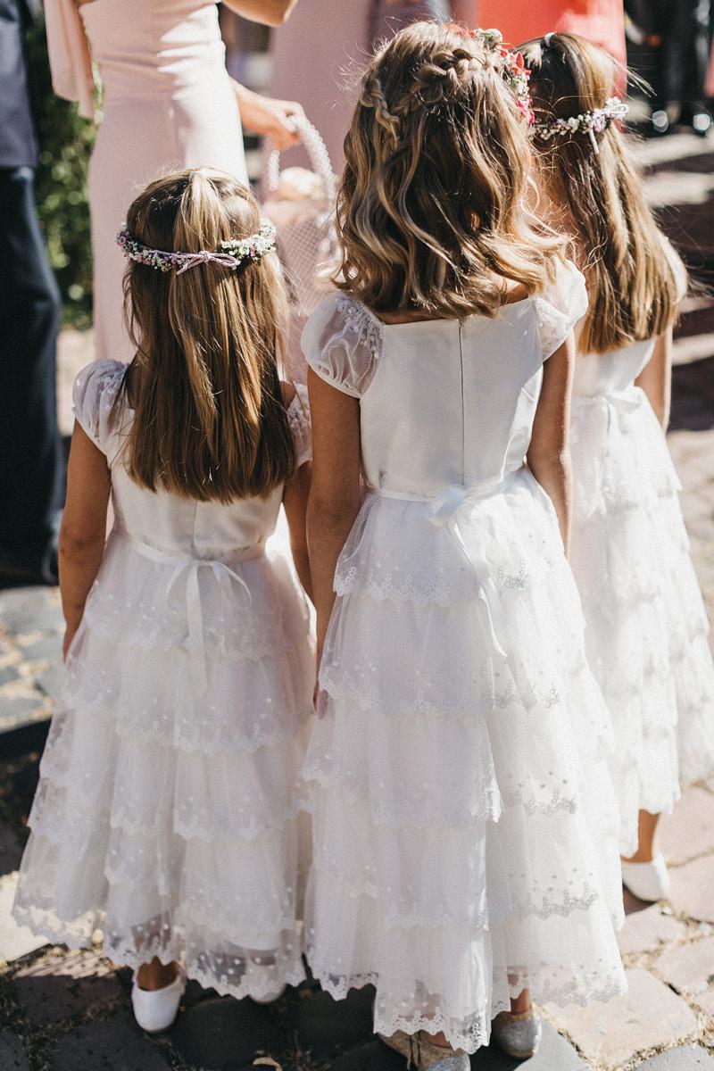 Sabrina & Edouard mini maids
