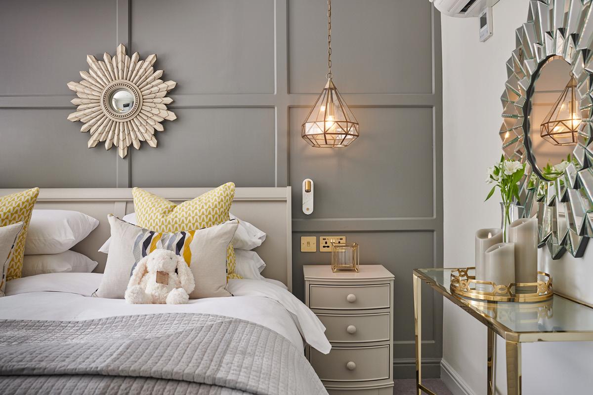 Burnham Beeches Hotel bedroom