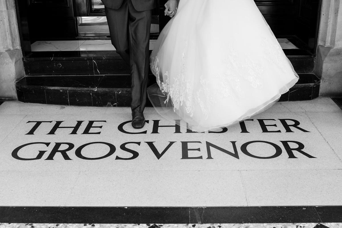 The Chester Grosvenor, Chester