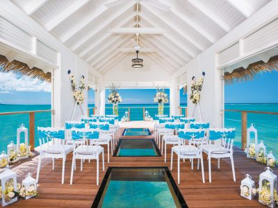 Sandals South Coast chapel