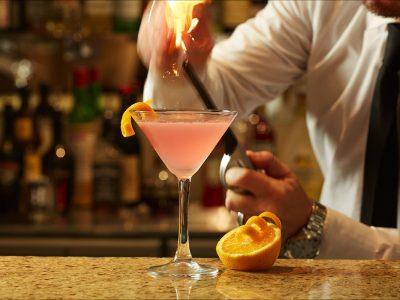 The Cavendish London cocktail