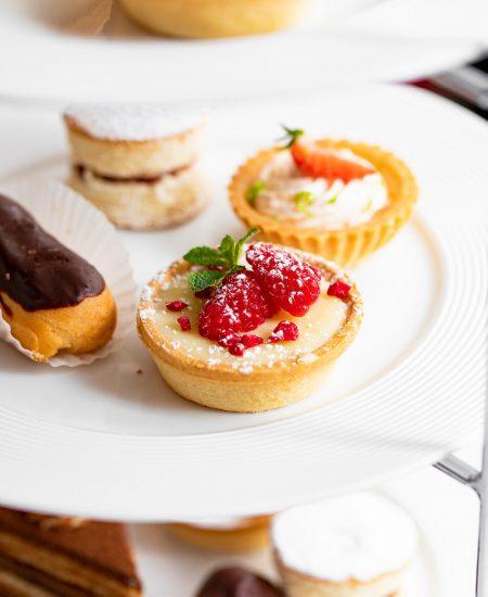 The Cavendish London pastries