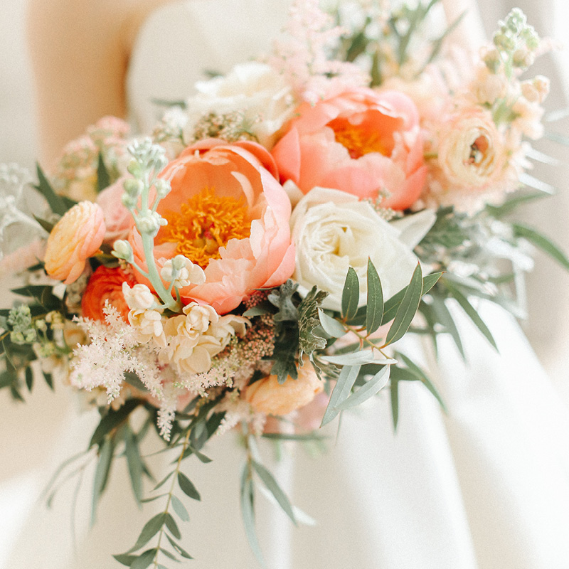 The Rose Shed bouquet