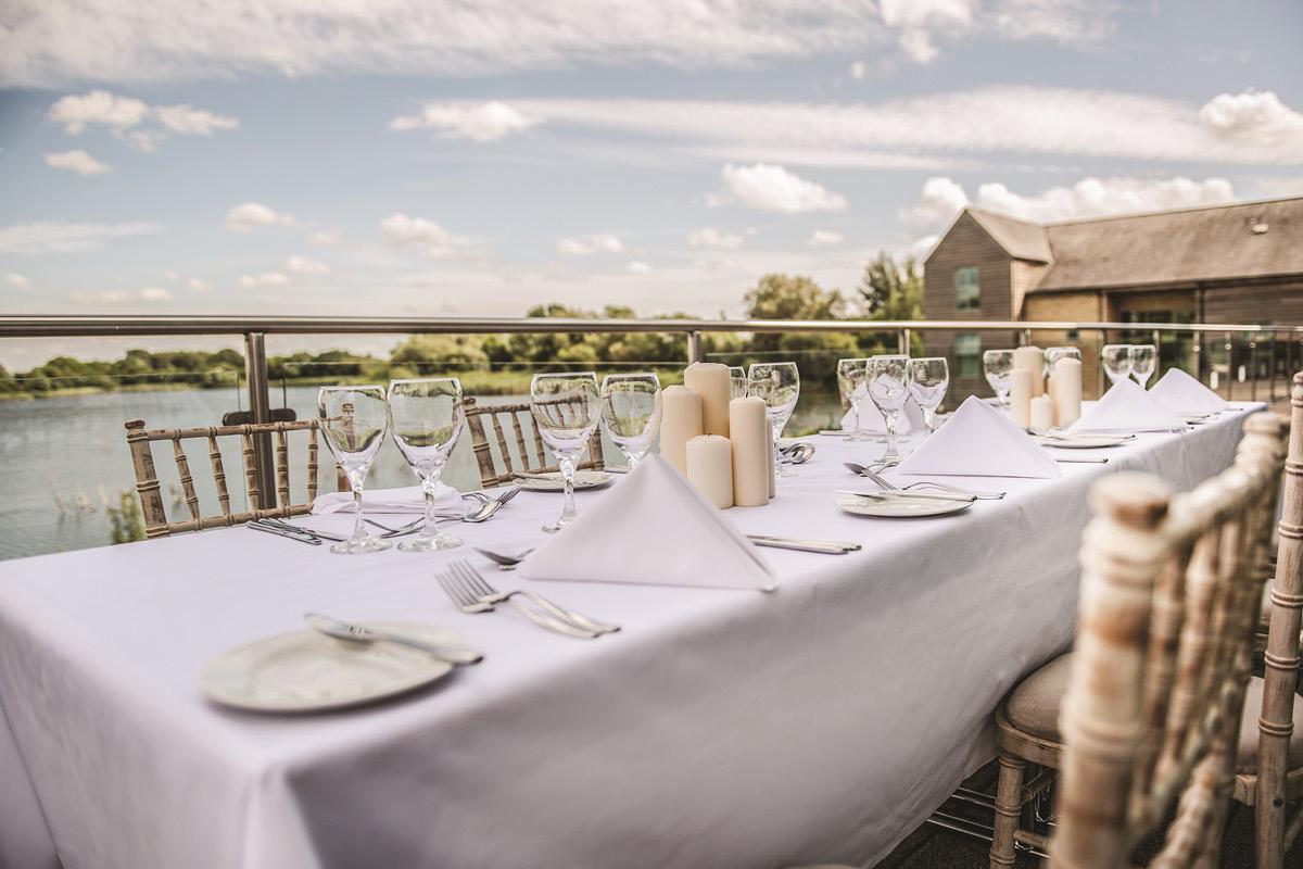 De Vere Cotswold Water Park wedding
