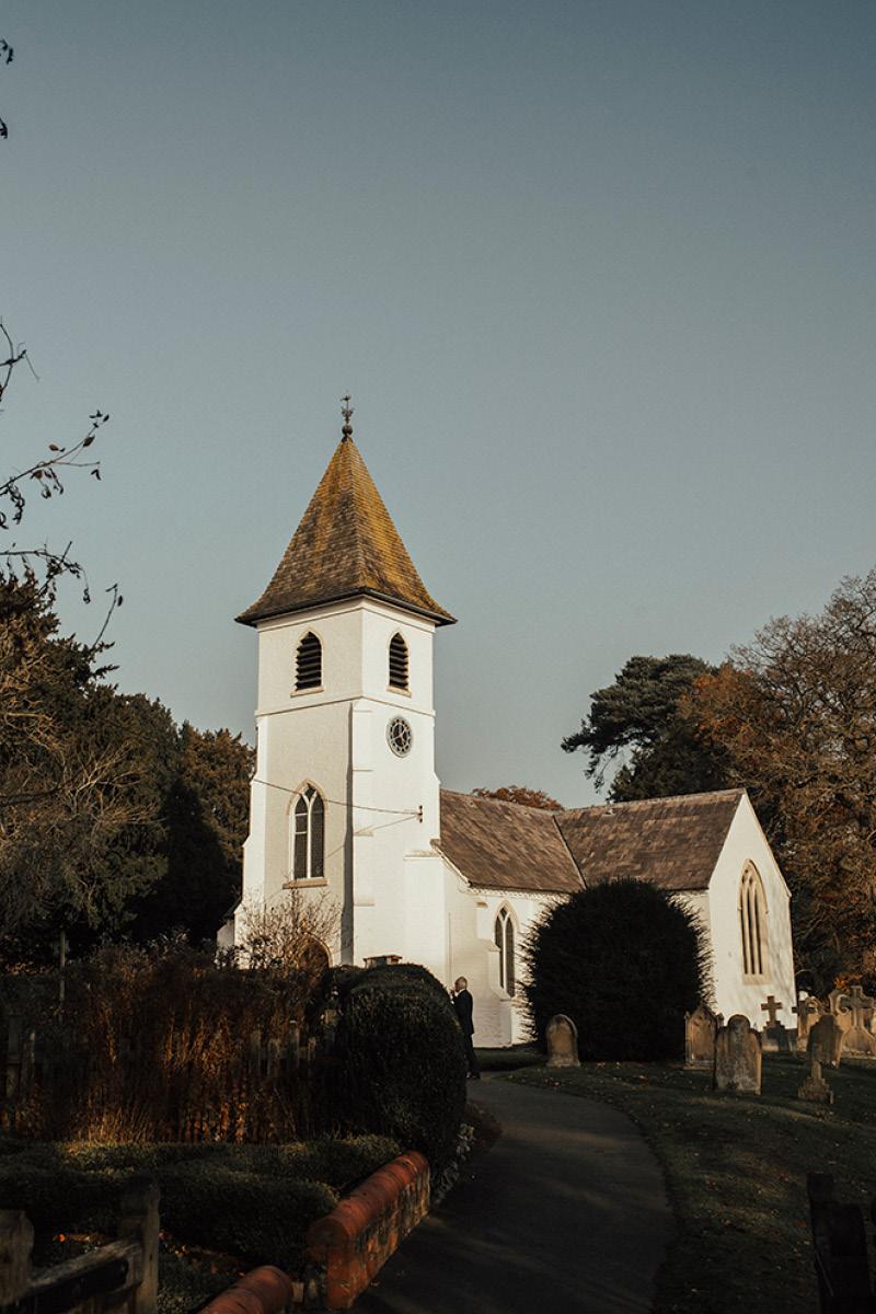 Iscoyd Park chapel