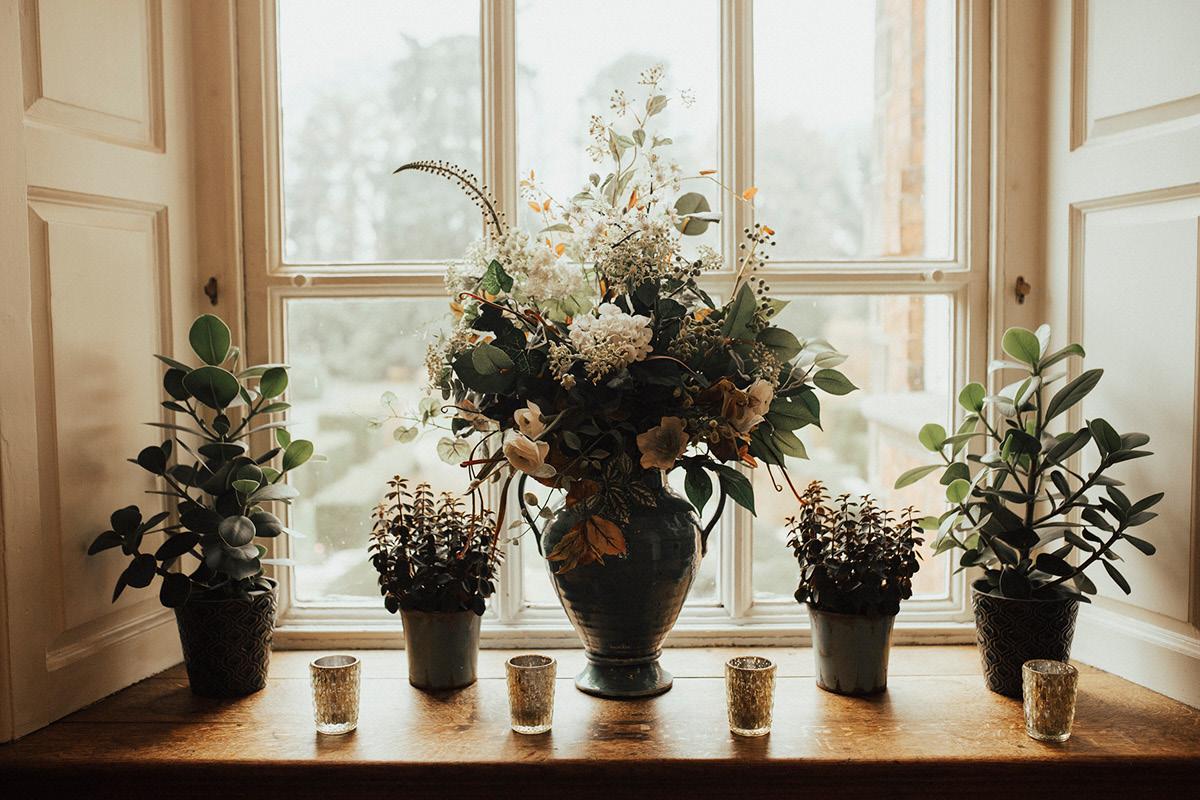 Iscoyd Park flowers